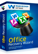 Office Recovery Wizard Box