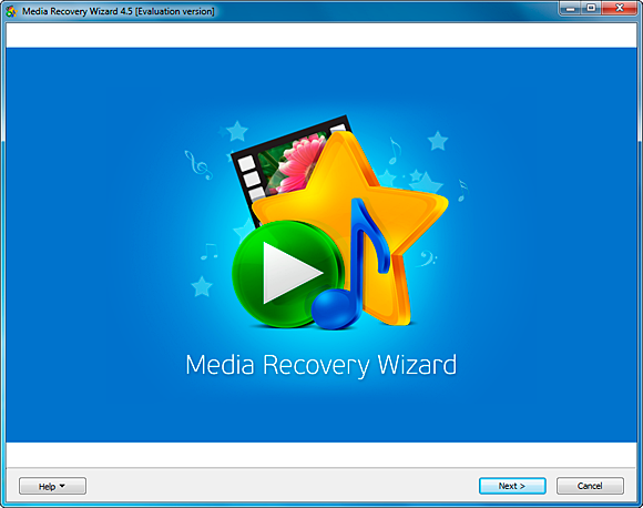 Recover flash memory cards, music and photos